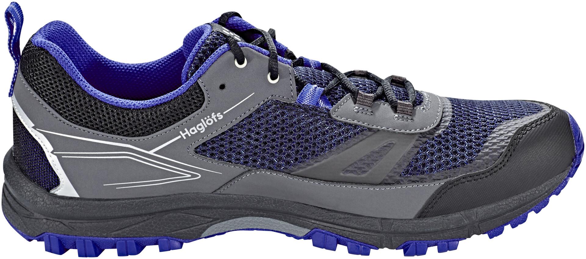 Haglöfs Gram Trail Sko Herrer, magnetitecobalt blue
